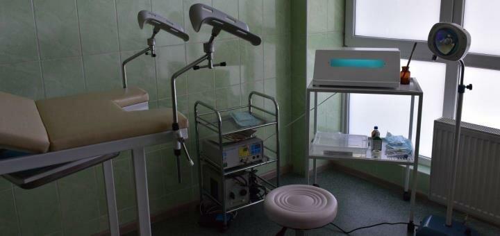 Комплексное обследование у гинеколога в медицинском центре «VV Clinic»