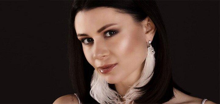 Выездной дневной или вечерний макияж от визажиста-стилиста «Di Visage» компании «Good Photo»