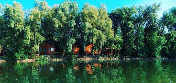 От 2 дней загородного отдыха «All inclusive» в коттеджах «Резиденция» в Киевской области
