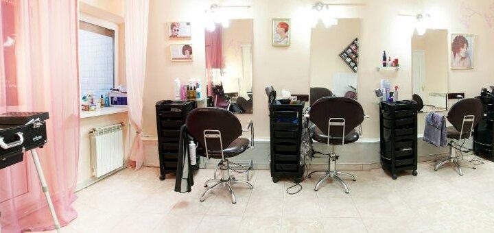 Стрижка, укладка, сложное окрашивание и восстановление волос в салоне красоты «Орхидея»