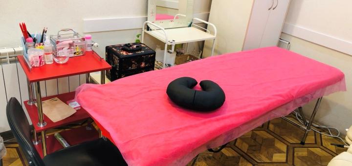 Ламинирование и Botox ресниц и бровей в бьюти-студии Марии Скакун
