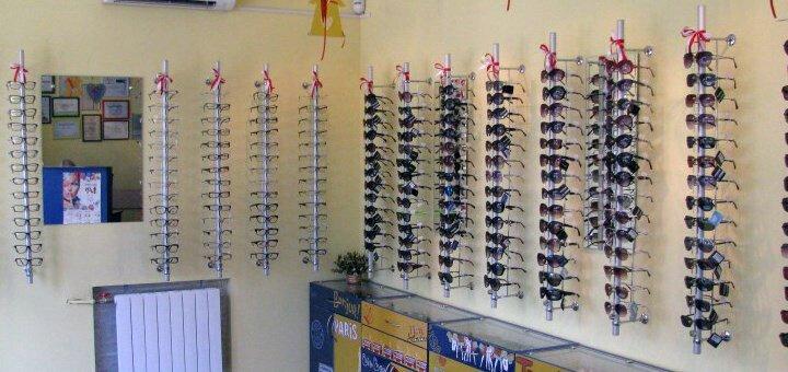 Офтальмологическое обследование или аппаратное лечение зрения в «Модна оптика» на Троещине