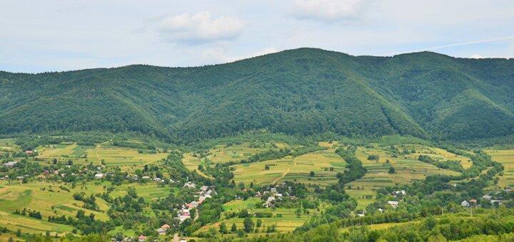 От 3 дней отдыха в номерах или деревянных домиках усадьбы «Теремок» в Закарпатской области