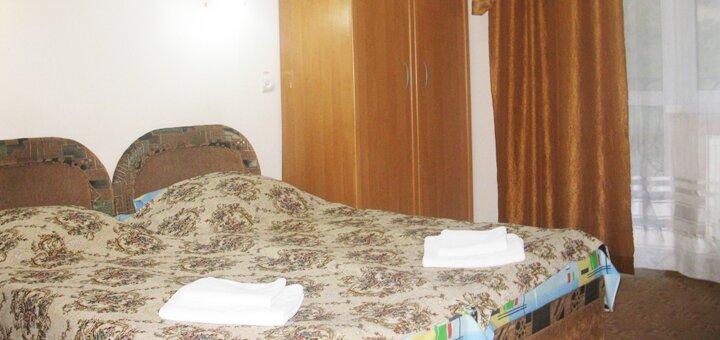 От 3 дней отдыха с трехразовым питанием в оздоровительном комплексе «Сидус» в Сходнице