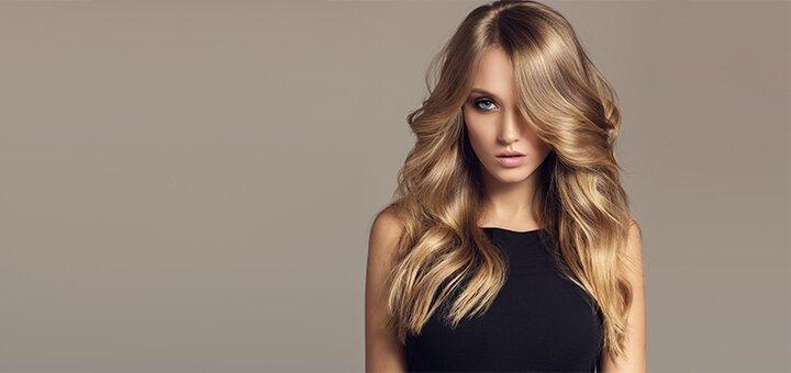 Скидка 10% на колористику волос любой длинны в салон красоты «Style for you»