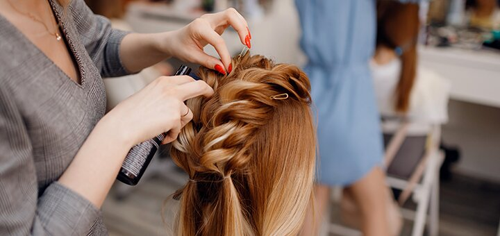 Скидка 5% на индивидуальное обучение парикмахерскому искусству в салоне красоты «Style for you»