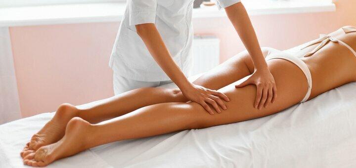 До 5 сеансов антицеллюлитного медового массажа в студии «Perfect Body»