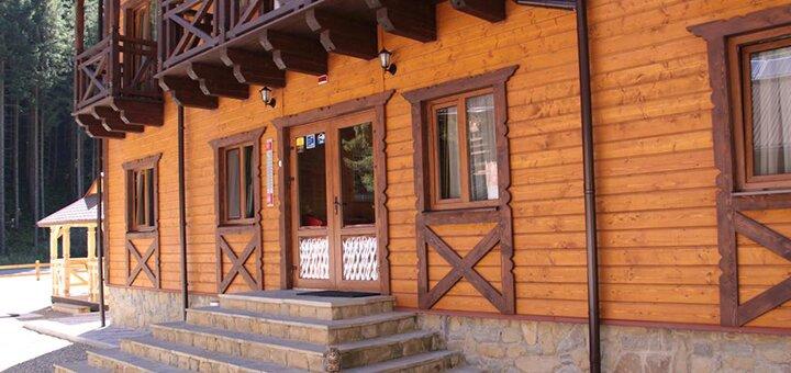 От 3 дней отдыха с питанием в отеле «Арника» в Полянице