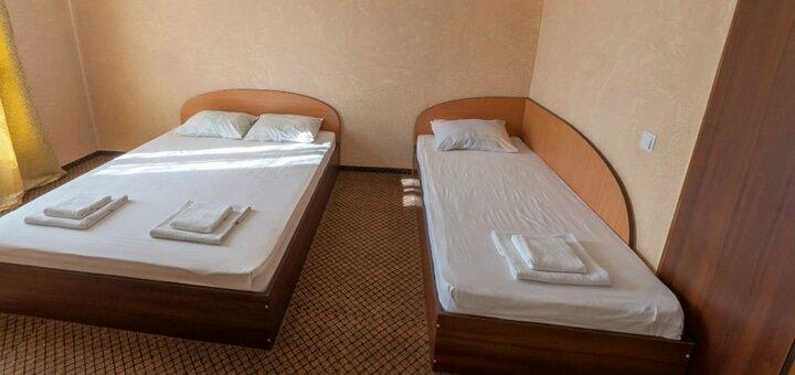 От 3 дней отдыха на первой линии моря в отеле «Белая акула» в Железном Порту на Черном море