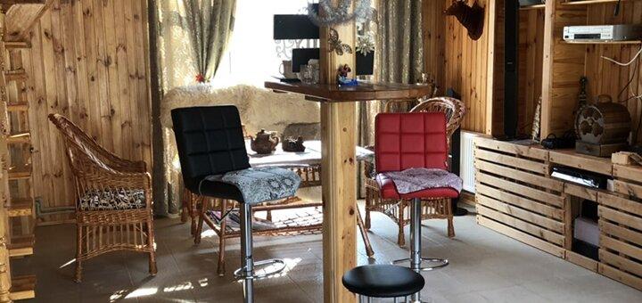 8 часов индивидуального Spa отдыха для компании в загородном комплексе «Вишенки»