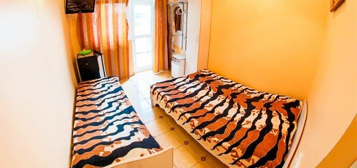 От 3 дней в июне для семьи в отеле «Семейный отдых» в Затоке на Черном море