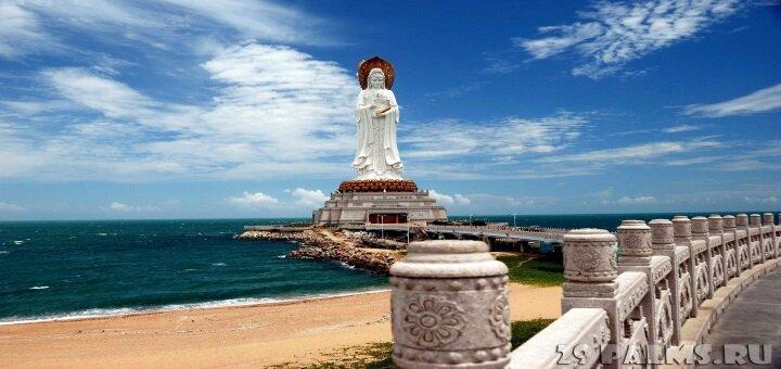 Туры в Китай на остров Хайнань по суперцене от 11900 грн!