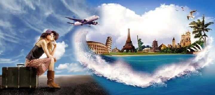 Скидка на путешествия от 25 %. Живите своей мечтой. Отдыхайте, путешествуйте и зарабатывайте