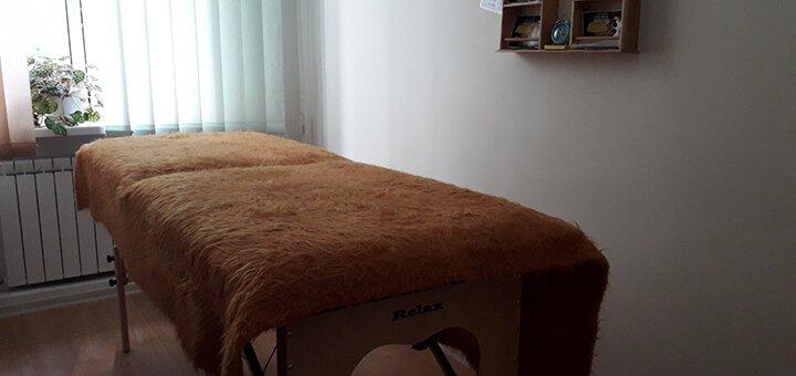 До 5 сеансов лечебного массажа спины и шейно-воротниковой зоны в кабинете Романа Ротанова