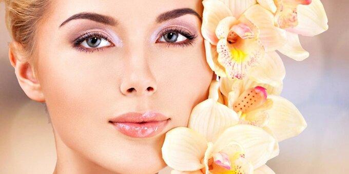 Скидка до 80% на летнюю ультразвуковую чистку с гиалуронопластикой лица от «dr. Yuliia Kozlova»