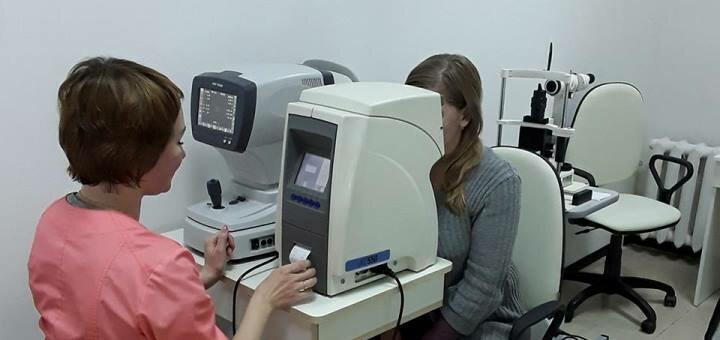 Комплексная диспансеризация у офтальмолога для детей перед школой в центре «Офтальмология 1st»