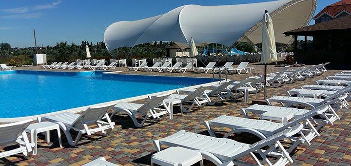 От 3 дней в сентябре апартаментах II в гостиничном комплексе «Promenad II» в Затоке