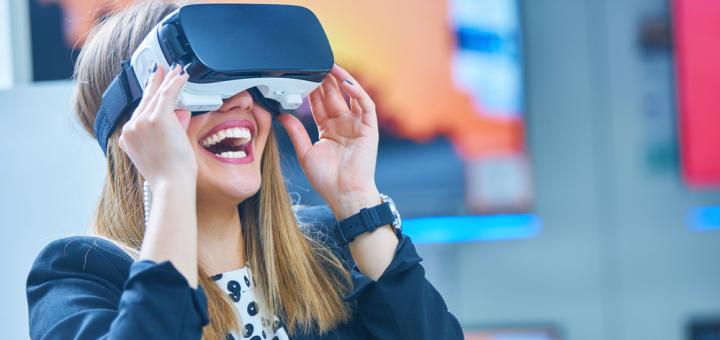 Скидка 50% на аттракцион виртуальной реальности для взрослых и детей в «VR/PS Zone»