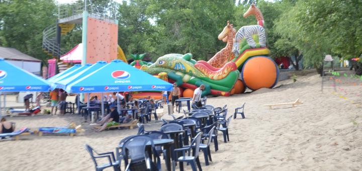 Скидка 50% на посещение скалодрома в пляжно-развлекательном комплексе «Africa»