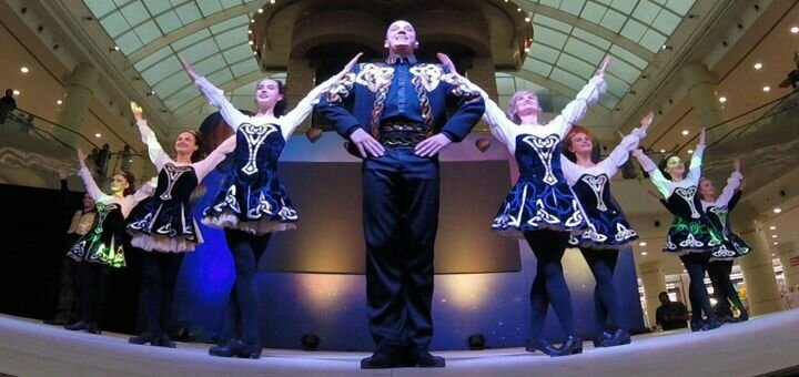 До 16 занятий танцами в школе ирландского танца «Narnia»