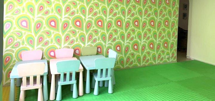 До 6 месяцев посещения общеразвивающего детского садика «Дарницкий лимон»
