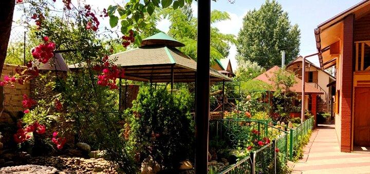 От 2 дней отдыха в бархатный сезон на базе отдыха «Семь гномов» в Затоке на берегу Чёрного моря