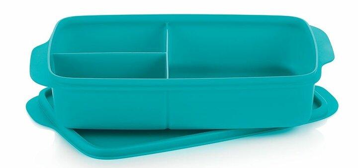 Скидка 20% на контейнер «Здоровый перекус» (1 л) от «Tupperware»