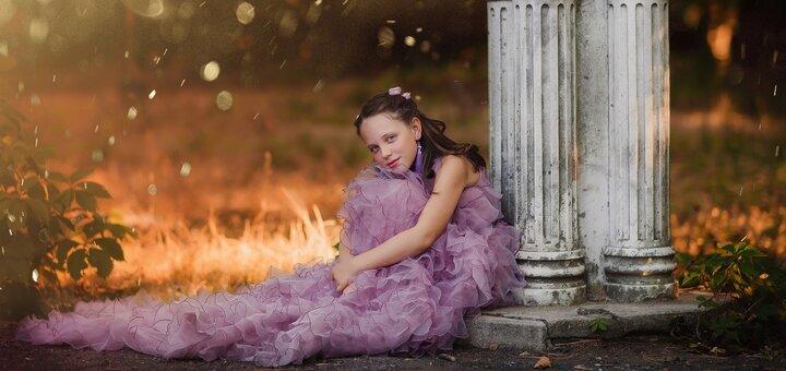Выездная или студийная фотосессия от профессионального фотографа Юлии Бандуры