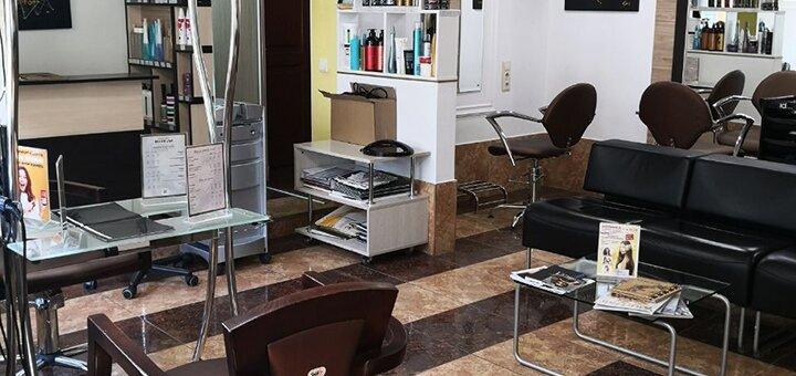 SPA-комплекс для волос масляной терапией с массажем головы от салона «SJ&Team»