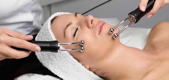 До 7 сеансів мікрострумової терапії у центрі здоров'я та краси «Soul of beauty»