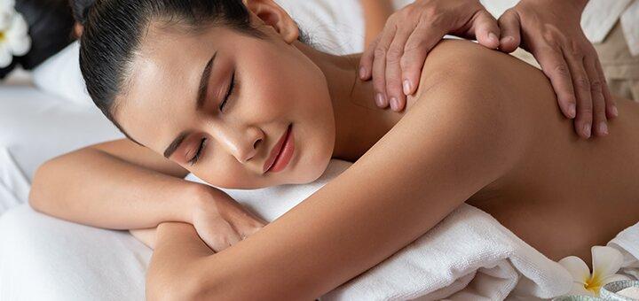 «Full body» массаж всего тела, лица и головы в салоне «Zeuz»