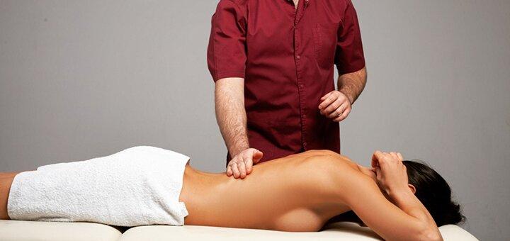 До 5 сеансов профессионального фитнес-боди массажа в студии массажа «Beauty Club Baldini»