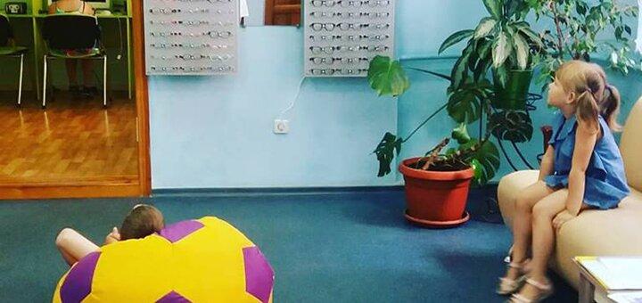 1 сеанс лечения на аппарате «Фосфен» в медицинском центре «BABY LUCK»