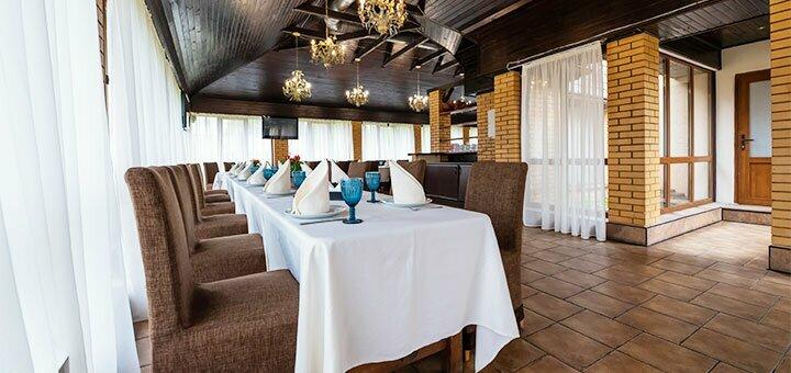 Сертификаты на все меню кухни и бара в ресторане «Бабай Садиба» в Василькове