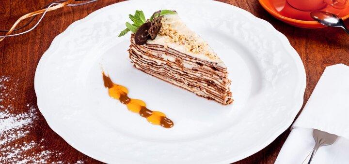 Скидка 50% на все меню кухни в грузинском ресторане «Хинкали & Хачапури»