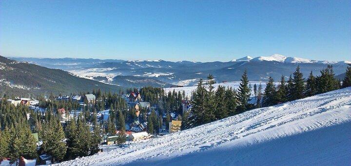 От 3 дней горнолыжного зимнего отдыха в отеле «Kasimir Resort Hotel» в Буковеле