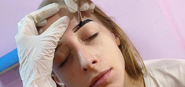 Курсы обучения бровистов и ламинирования ресниц от студии красоты «STAR studio & school»