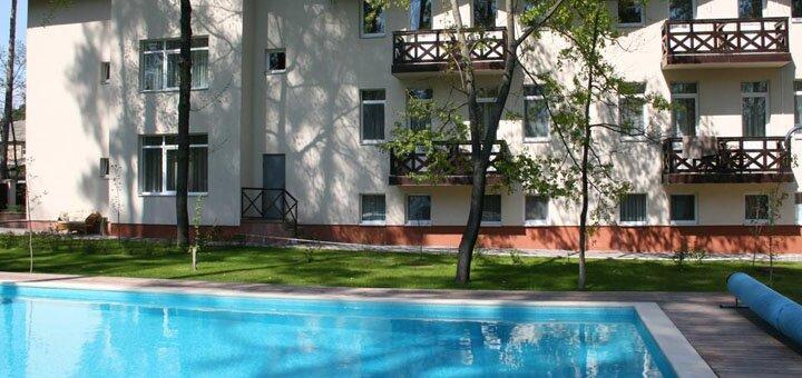 От 2 дней отдыха в гостинично-ресторанном комплексе «Viktoria Park Hotel» под Киевом