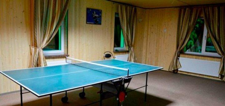 От 3 дней в ноябре с питанием и развлечениями в отеле «Зеленая Дача» на курорте Драгобрат