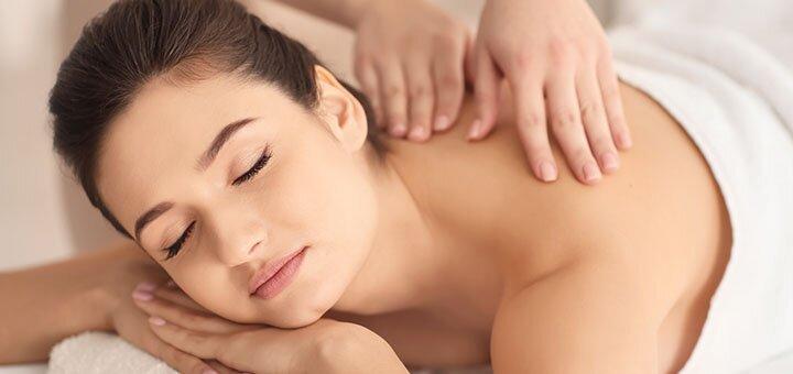 До 5 сеансов лечебного массажа в медицинском центре «Файно Мед»