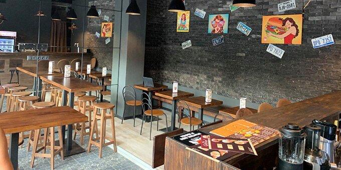 Скидка 50% на все меню кухни в техасском кафе «Coffee Grill 88»