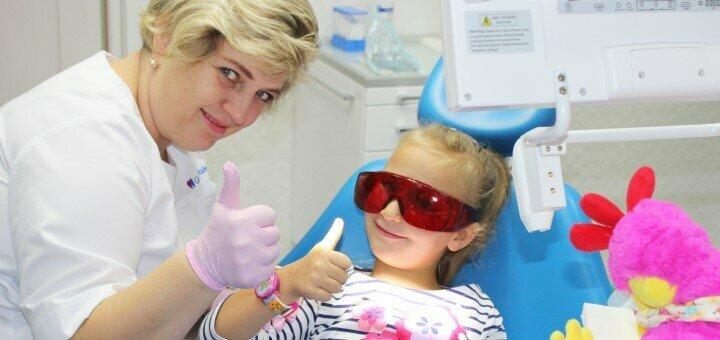 Компьютерная томография (3D снимок) челюсти в стоматологической клинике «Giorno Dentale»