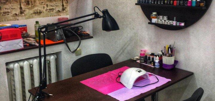 Аппаратный или классический маникюр и педикюр с покрытием гель-лаком от Кожухарь Инны