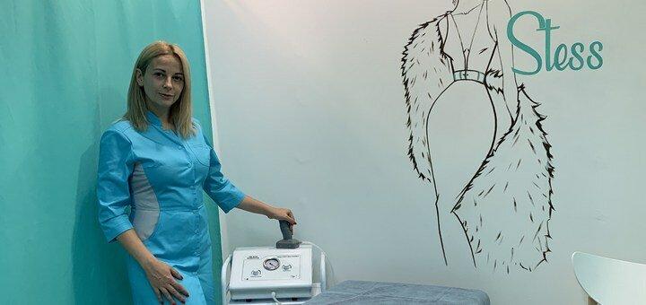 До 10 сеансов вакуумно-роликового массажа тела в студии красоты «Stess»