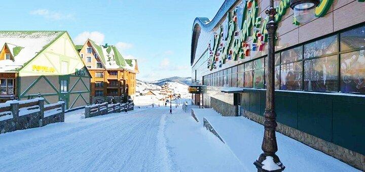 От 3 дней горнолыжного отдыха с завтраками в отеле «Поруч» в Плае