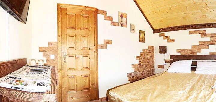 От 3 дней отдыха в декабре в отеле «Villa Diola» в Косове