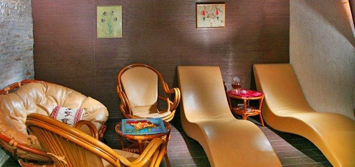 Турецкая SPA-программа с пенным массажем в SPA-клубе «Alessandro»