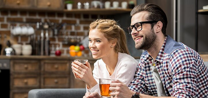 Разговор по душам за чаем для пары с профессиональным психологом Еленой Крымской
