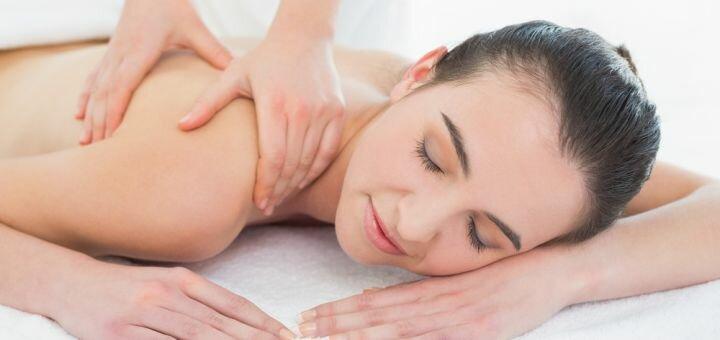 До 10 сеансов массажа спины и шеи или лимфодренажного массажа в массажном кабинете «7я»