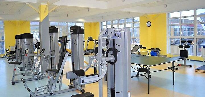 До 6 месяцев посещения тренажерного зала в фитнес-клубе «Альбион»